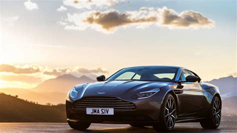Aston Martin Wallpapers by 2048x1152 Aston Martin Db11 Side View 2048x1152 Resolution