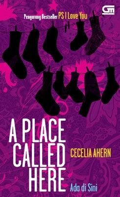 a place called here ada di sini by cecelia ahern