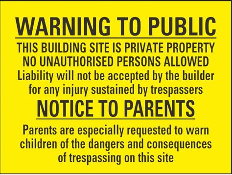 A Warning To Other Parents Of Pre Schoolers Do N Snarkspot by Warning To No Liability And Notice To Parents Sign