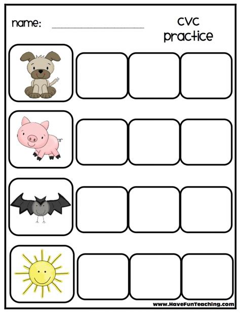 printable cvc games for kindergarten search results for cvc words worksheet calendar 2015