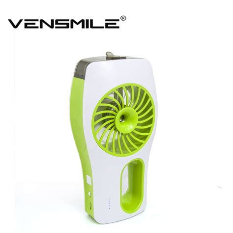 Portable Handheld Mini Replenishment Fan With Water Spray small ventilateur portable handheld water mist fan usb ventilator mini portable air conditioner