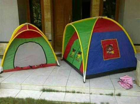 Tenda Parasit Anak Tenda Anak Karakter Size Atau Ukuran 120 Cm Apa Saja Ada