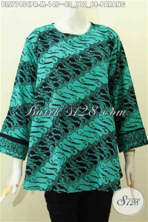 Eyeshadow Untuk Baju Hijau baju blus hijau motif parang pakaian batik jawa etnik bahan jatuh produk busana batik