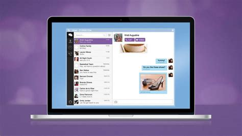 How To Find In Viber Introducing Viber Desktop