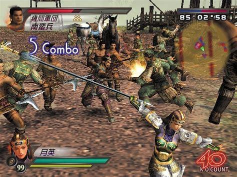 Warrior Ps2 Original dynasty warriors 4 bomb