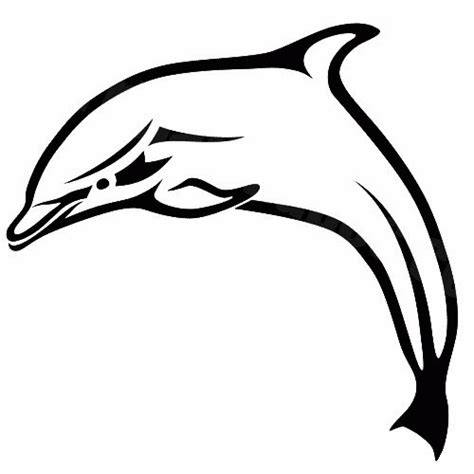 simple dolphin tattoo design simple outline dolphin tattoo design tattooimages biz