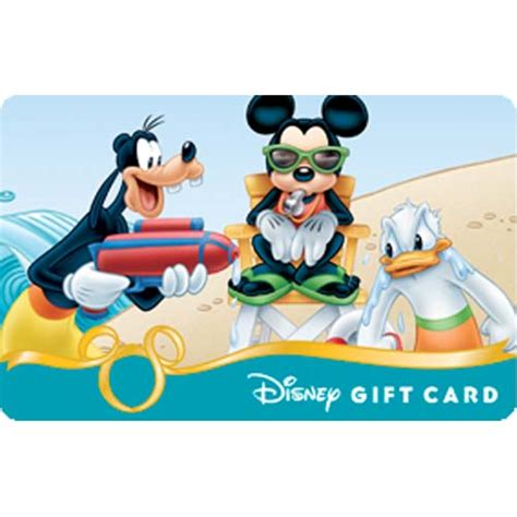 Where To Buy Disney Store Gift Cards - your wdw store disney collectible gift card beach series keeping the peace