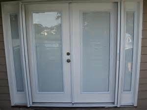 Blinds For Doors With Glass Custom Doors W Interior Blinds From Gulfside Glass Inc In Tarpon Springs Fl 34689