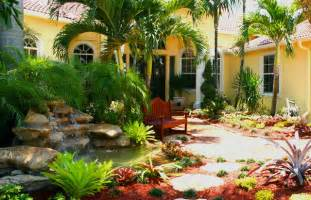 Landscape Pictures South Florida South Florida Tropical Landscaping Ideas Car Interior Design