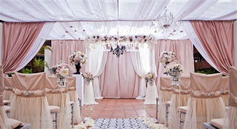 wedding decor rentals a guide to san diego wedding vendors wedding decor
