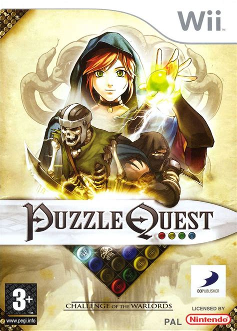 puzzle quest challenge of the warlords puzzle quest challenge of the warlords wii review any