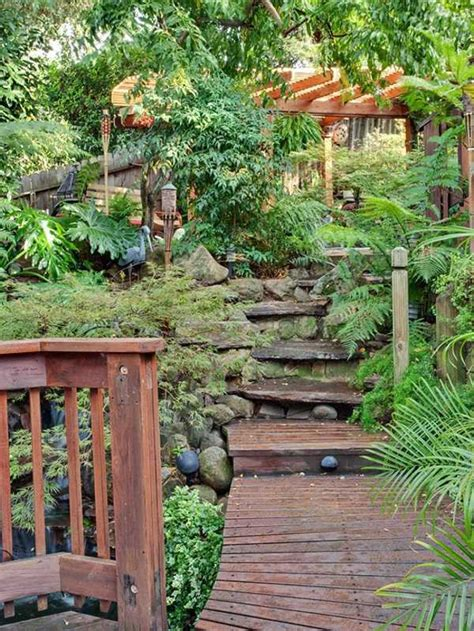 How To Create A Tropical Backyard by Landscaping 15 Ideas For Tropical Retreat In Your Garden