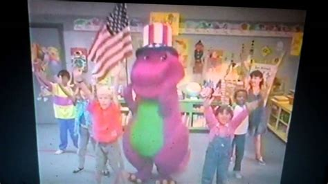 barney and the backyard gang theme song barney and the backyard gang you re a grand old flag