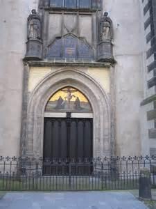 The Wittenburg Door by Wittenberg Castle Church The Complete Pilgrim