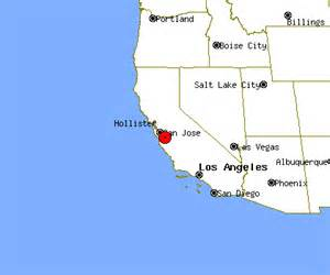 hollister ca map image search results