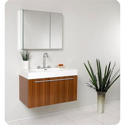 bathroom vanity deals fresca vista teak bathroom vanity and medicine cabinet