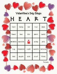 conversation hearts bingo cards template free bingo card template large printable blank bingo