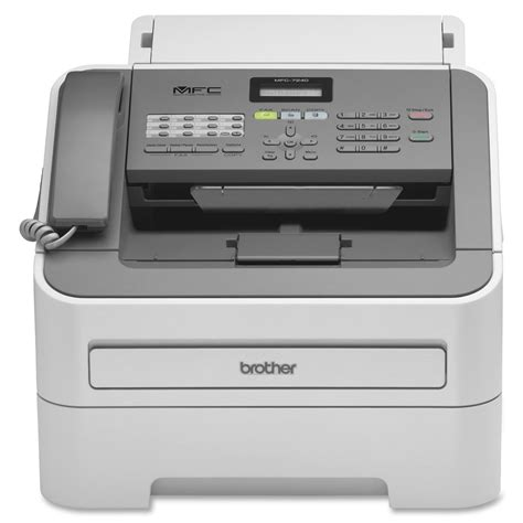 Printer Laser Copy Scan mfc 7240 laser multifunction printer monochrome