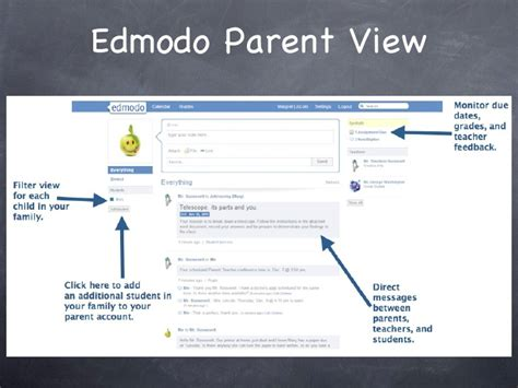 edmodo presentation edmodo parent presentation