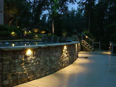 Landscape Lighting Atlanta Atlanta Outdoor Lighting Atlanta Deck Lighting Outdoor Path Lighting Nightvision Lighting