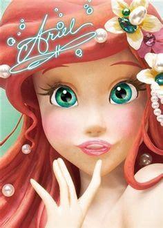 the little mermaid,1989,2000,2008 on pinterest | the