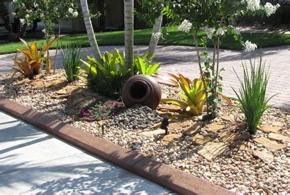 plastic garden rocks rock garden ideas landscaping with rocks pictures