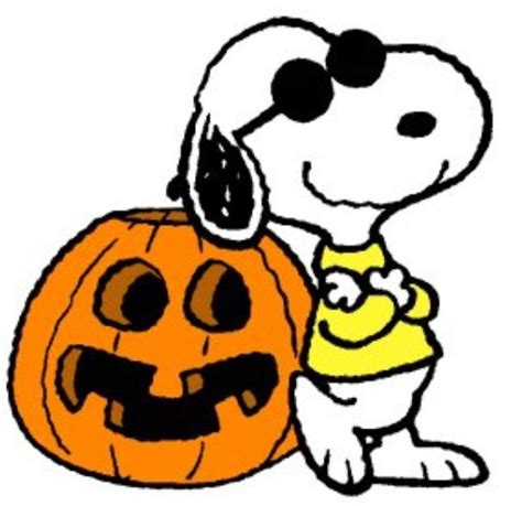 imagenes halloween snoopy joe cool halloween peanuts pinterest