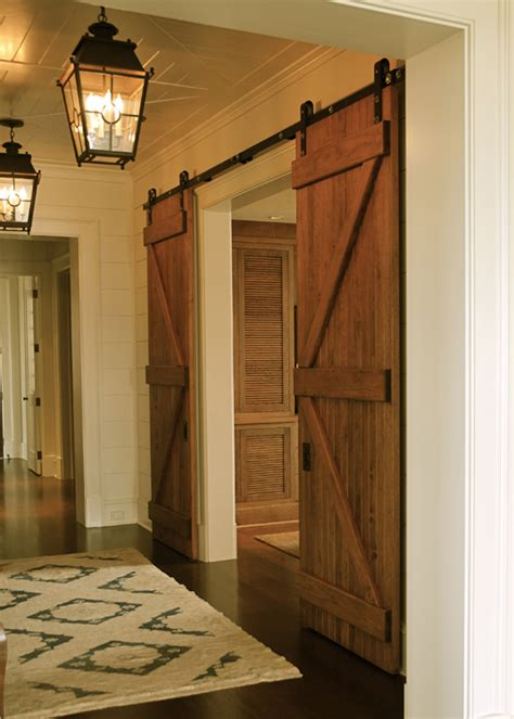 Closing The Barn Door Sheppard Construction Inc Charleston Sc Custom Home