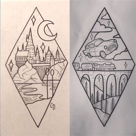 harry potter tattoo designs harry potter ideas ideas