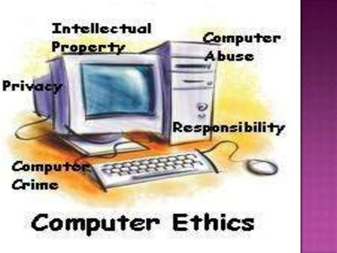 Computer ethics & copyright