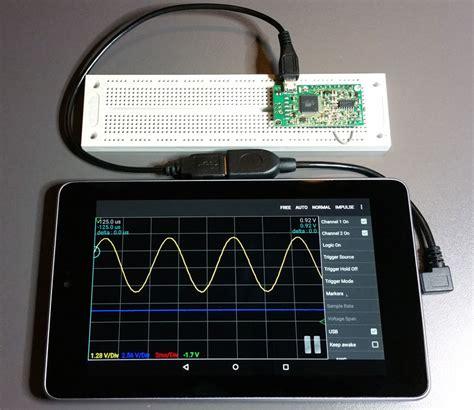 android oscilloscope xprotolab plain