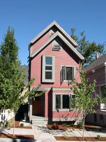 house plans portland oregon portland oregon living smart program hud user infill architecture pinterest