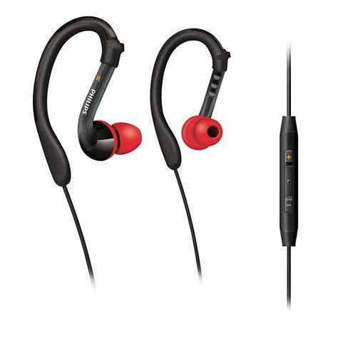 Philips Sports Earphone Shq3300 sports earhook headset shq3017 28 philips