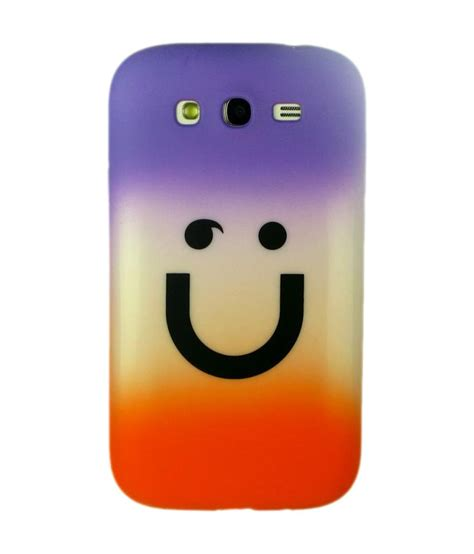 Smile Flip Cover Redmi 4a Hitam dressmyphone smiley soft back cover for samsung galaxy