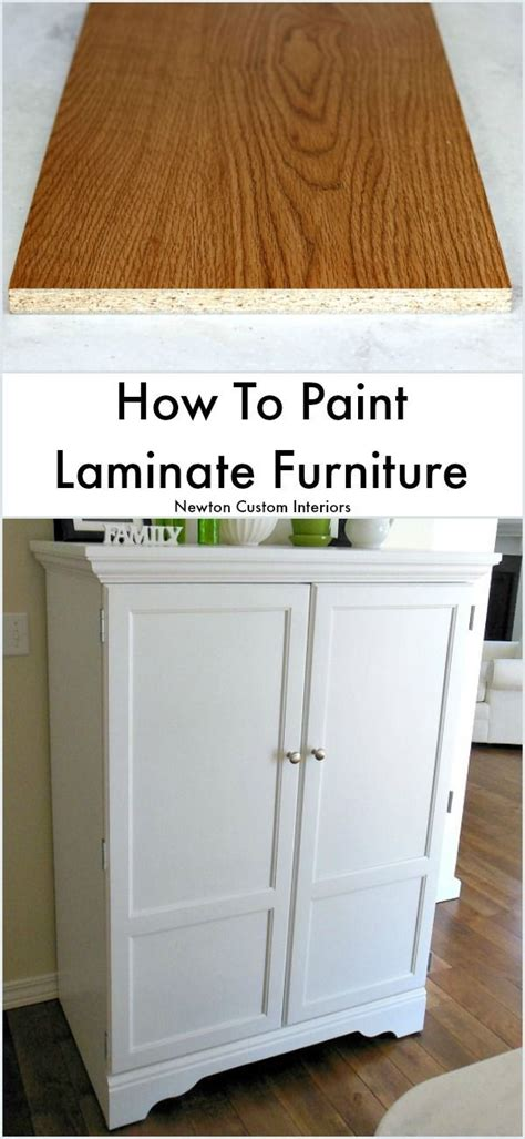 Can You Paint Vinyl Kitchen Cabinets 1000 Ideas About Painting Laminate Cabinets On Laminate Cabinets Cabinets And
