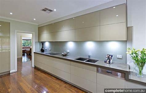 sleek kitchen a simple sleek and streamlined designer kitchen