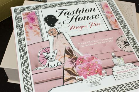 libro fashion house illustrated interiors fashion house illustrated interiors from the icons of style by megan hess