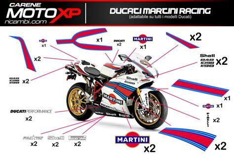 Ducati Martini Aufkleber grafiken martini racing ducati superbike racing