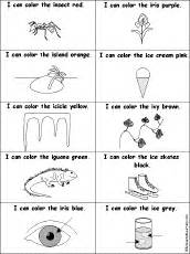 colors that start with i i can color printables at enchantedlearning