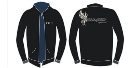 desain jaket ldk kumpulan design jaket menggunakan corel draw tutorial
