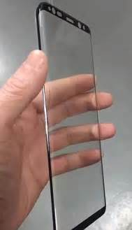 Samsung S8 Ultimate Real Fingerprint Infinity Display samsung galaxy s8 infinity screen revealed in new leaks daily mail