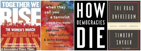 when they call you a terrorist a black lives matter memoir books dozens more resistance books scheduled for 2018 daily