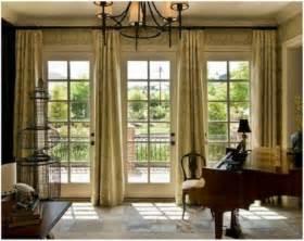 Patio Door Window Treatments Ideas by Creative And Innovative Patio Door Window Treatment Ideas