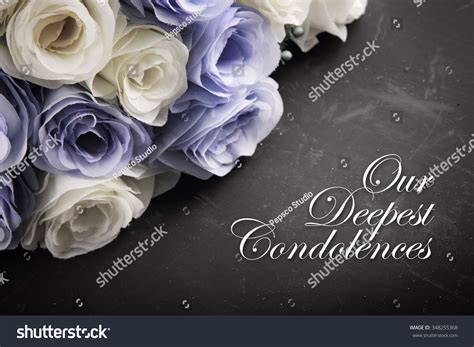 my images our deepest condolences sympathetic condolence card stock