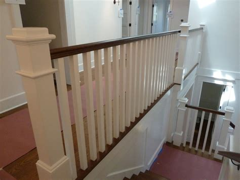 home interior railings stairs inspiring interior wood railings appealing