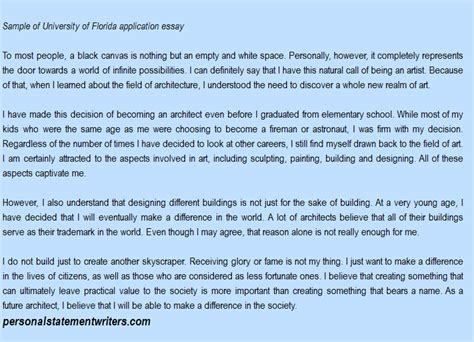 Uf Essay by Assistance With Of Florida Application Essay Package