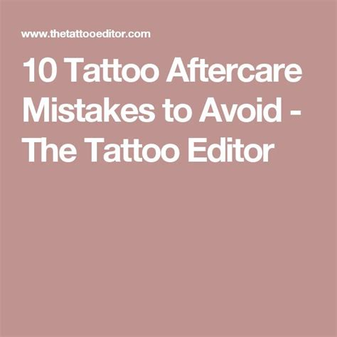 tattoo care advice best 25 tattoo aftercare ideas on pinterest aftercare