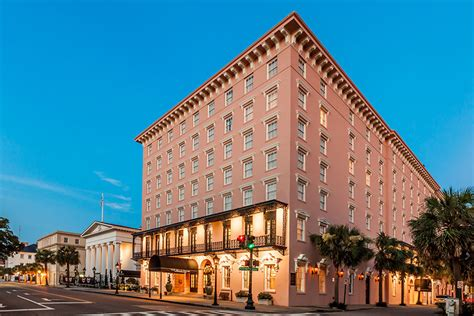 Historic Downtown Charleston Hotel The Mills House Wyndham