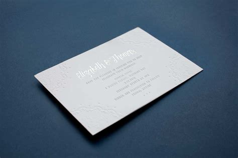Wedding Invitations Printing by Wedding Invitation Printing Techniques Explained Paperlust