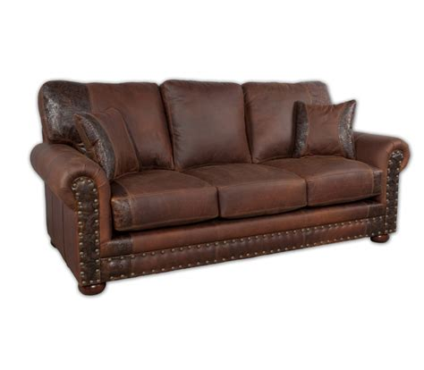 james couch western sofas western leather sofas